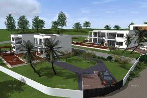 Stan Novi projekt - Luksuzni apartmani s bazenom u izgradnji - 170 m do mora!